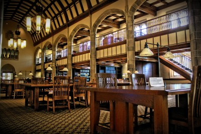 University_of_Notre_Dame_Law_Library