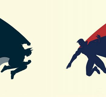 Batman Vs Superman Dawn Of Justice Minimalist